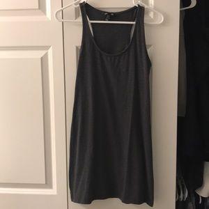 H&M Long grey tank top
